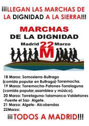 Las Marchas Llegan A la Sierra