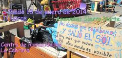 Acta Asamblea Popular Torrelaguna y Comarca 10 de enero de 2014
